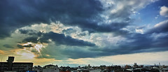 20180916_DP0Q4564-21x9 (NAMARA EXPRESS) Tags: landscape nature sky cloud 219 evening summer fine outdoor color toyonaka osaka japan spp spp661 foveon x3 sigma dp0 quattro wide ultrawide superwide namaraexp