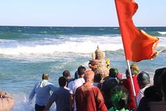 Ganesh Visarjan festival 2018 (RossCunningham183) Tags: ganeshvisarjanfestival ganesha ganesh helensburgh stanwellparkbeach beach srivenkateswaratemple svt immersion wollongong australia