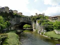 Puentedey (santiagolopezpastor) Tags: espagne españa spain castilla castillayleón burgos provinciadeburgos puente pont bridge río river