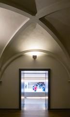 Cruz y Ortiz. The new Rijksmuseum #4 (Ximo Michavila) Tags: cruzyortiz architecture archidose archdaily archiref netherlands amsterdam rijksmuseum museum art interior antoniocruz antonioortiz architects people door light