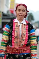 Etnia-montuosa-di-Hmong-fioriti-Vactours (Vactours Vietnam) Tags: viaggioinvietnam trekking giroapiedi vactours vietnam