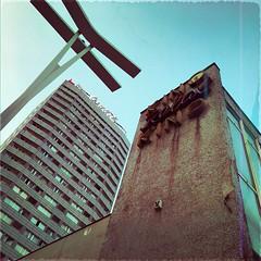Warsaw (Kasper Ax) Tags: warsaw złota street warszawa square kino relax pasaż iphone 7 plus hipstamatic