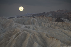 Death valley (a.chiezzi) Tags: desert deserto death valley deathvalley zabrisìkie california moon