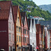 Bergen Bryggen Waterfront