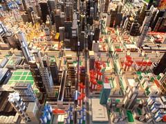 Microville - 2017 (chpujaletplaa) Tags: ville town city stadt lego maquette stadtmodell architecture architektur urbanisme urbanism stadtplanung microscale miniformat
