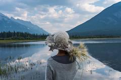 Hat (Peter Tieleman) Tags: vivafelt banff vermillionlakes rundle alberta canada