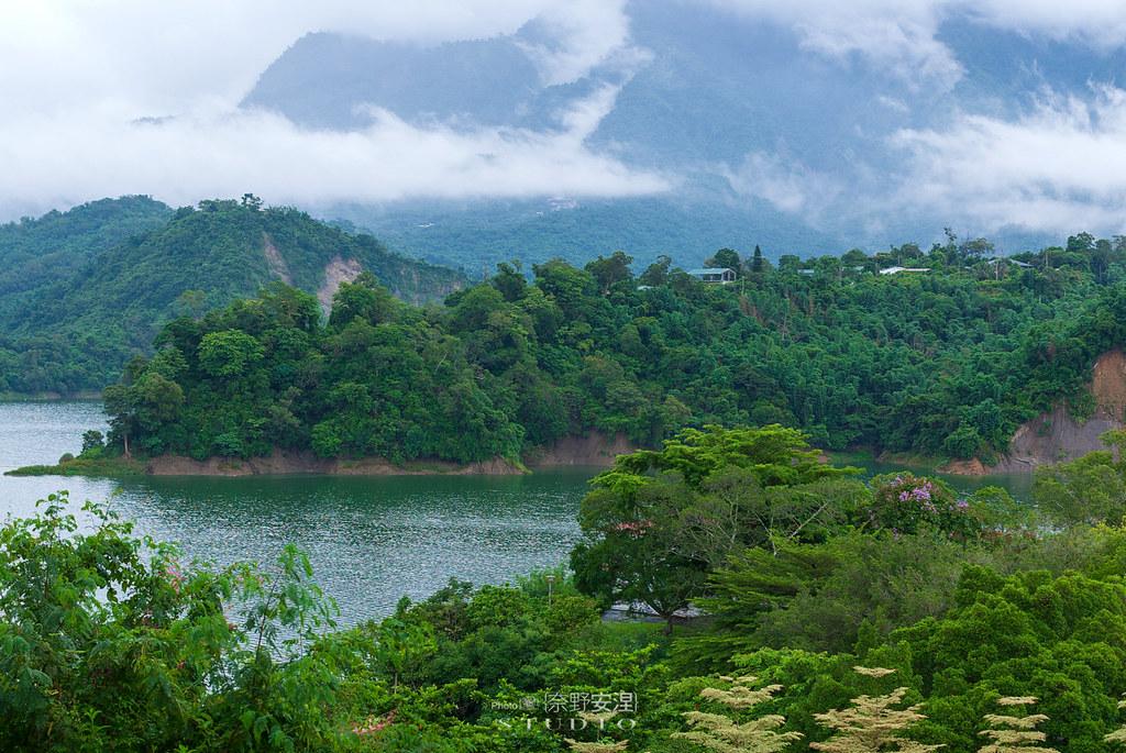 曾文水庫360度咖啡觀景樓 |雨後的台灣,很美7