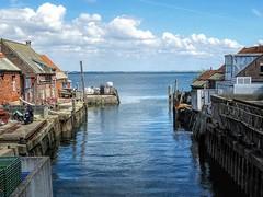 Docking Places (CosmoClick) Tags: dock docks moorings yerseke sea wow