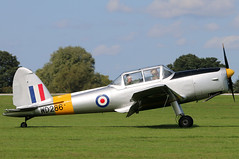 G-BBND (GH@BHD) Tags: gbbnd wd286 dehavilland dhc dhc1 chipmunk dehavillanddhc1chipmunk laa laarally laarally2018 sywellairfield sywell vintage historicaircraft raf royalairforce trainer aircraft aviation