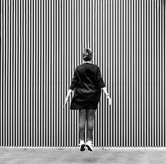 Hover (CoolMcFlash) Tags: hover flickrfriday person woman stripes jump lines background bnw bw blackandwhite monochrome fujifilm xt2 street schweben frau streifen linien springen sprung hintergrund sw schwarzweis strase fotografie photography xf18135mmf3556r lm ois wr