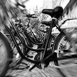 Rent a bike - black bicycles thumbnail