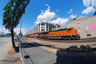 BNSF Haulers, Seattle.