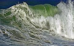The wave is the kiss from the sea to the earth (Ciceruacchio) Tags: sea mer mare ocean océan oceano littoral rivage shore breakingwave vague onda terre terra earth baiser kiss bacio water eau acqua atlanticcoast côteatlantique costaatlantica aquitaine aquitania gironde hourtin médoc france francia frankreich nikond750
