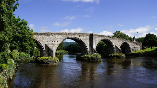 Auld Stirling Bridge