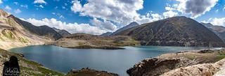 Lulusar Lake - Panorama