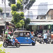 Jakarta City - tuk tuk