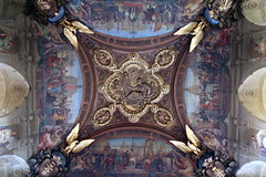 Louvre (Explored) (mbphillips) Tags: thelouvre france louvre 法国 프랑스 フランス 法國 仏国 mbphillips 欧洲 유럽 europa francia 歐洲 geotagged photojournalism photojournalist 1starrondissement capital 首都 수도 파리 paris parís 巴黎 travel frankreich ceiling architecture 건축학 arquitectura 建筑学 建築學 パリ 캐논 canon80d canoneos80d canon sigma1835mmf18dchsm sigma 卢浮宫 루브르박물관 europe ヨーロッパ
