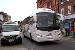 Barry's, Weymouth. YN16 CFP (KK70088) Tags: bus coachoperator touristcoach salisbury scania irizar barrys yn16cfp