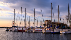Le port de Marseillan, au petit matin (callifra7) Tags: canoneos5dmarkiv marseillan port matin ef24105mmf4lisusm leverdusoleil