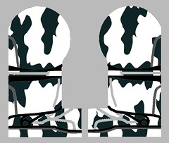 Recon Trooper Camo Legs(Timcan2904) (Gabriel Fett) Tags: clone timcan2904 legs recon wars star hands white torso decals waterslide back front 2008 camo trooper