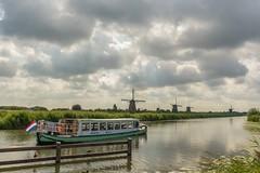 DSC_8616 (christianbraun1) Tags: holland niederlande rotterdam netherlands windmühle windmill wasser gracht fluss schiff alt historisch europa