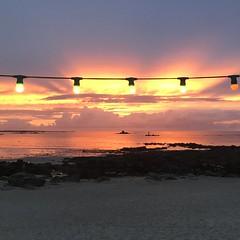 Plouescat couché de soleil (Takamet) Tags: plouescat mer porsmeur plage couché de soleil terrasse bretagne finistere