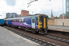 Northern 153301 (Mike McNiven) Tags: arriva railnorth northern dmu diesel multipleunit blackburn rochdale salford central manchester sprinter