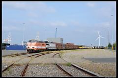 RFO-9802+1829+Shimmns_Hrp_22082018 (Dennis Koster) Tags: rfo railforceone amsterdamhoutrakpolder hct act trein goederentrein staaltrein 9802 1829 shimmns