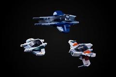 Starfighter Trio