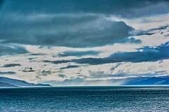 Changing Lights (*Capture the Moment*) Tags: 2017 clouds cruise cruiseship elemente greenland grönland kangerlussuaq msdeutschland sonya7m2 sonya7mii sonya7mark2 sonya7ii sonyfe70200mmf28gmoss sonyilce7m2 wasser water wolken