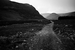 Path to Queen's Well, Glen Esk