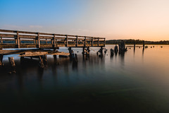 A Frozen Space (Evan's Life Through The Lens) Tags: camera sony sonya7rii filters nisi nisifilters longexposure water ocean sunset goldenhour beautiful vibrant