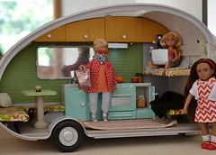 Lori Doll custom Camper (whim_sy) Tags: lori doll glamper camper custom mini