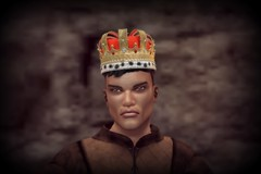 Dreaming Thicket - Lord's Crown - King RARE (melyna.foxclaw) Tags: iheartslfeed gacha enchantment lordscrowngacha dreamingthicket winterfell medieval males mens vyc soul modulus gameofthrones akeruka adammeshbody akeyo