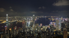 Kowloon-Hong Kong Lights (syf22) Tags: hongkong kolwoon nighscene nighttime lightpollution urbanskyglow bright artificiallight inhabited glare visibility dark urban cityscape city cityscene cityskyline citycentre cityarchitecture earthasia