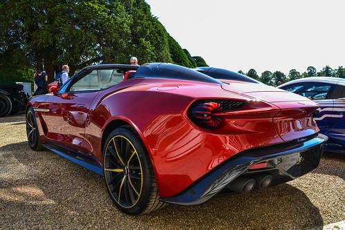 Aston Martin Vanquish Zagato Speedster A Photo On Flickriver