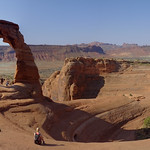 Delicate Arch, Arches National Park thumbnail