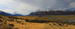 Mt. Cook Pano (Matt Champlin) Tags: trip travel life pano amazing mountains newzealand hike hiking adventure friends canon 2018 mtcook aoraki mtcooknationalpark incredible peaceful expanse summer winter roadtrip camp camping snow