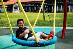 at the oval playground-3172 (Nor Salman) Tags: idris meli ova playground touit32mm18 xpro1