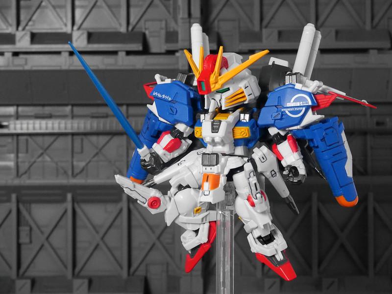 [NXEDGE STYLE] Ex-S Gundam
