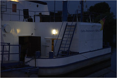 Sony *768 (KKS_51) Tags: sonyalpha7ii hotelschiff frankfurthöchst blauestunde