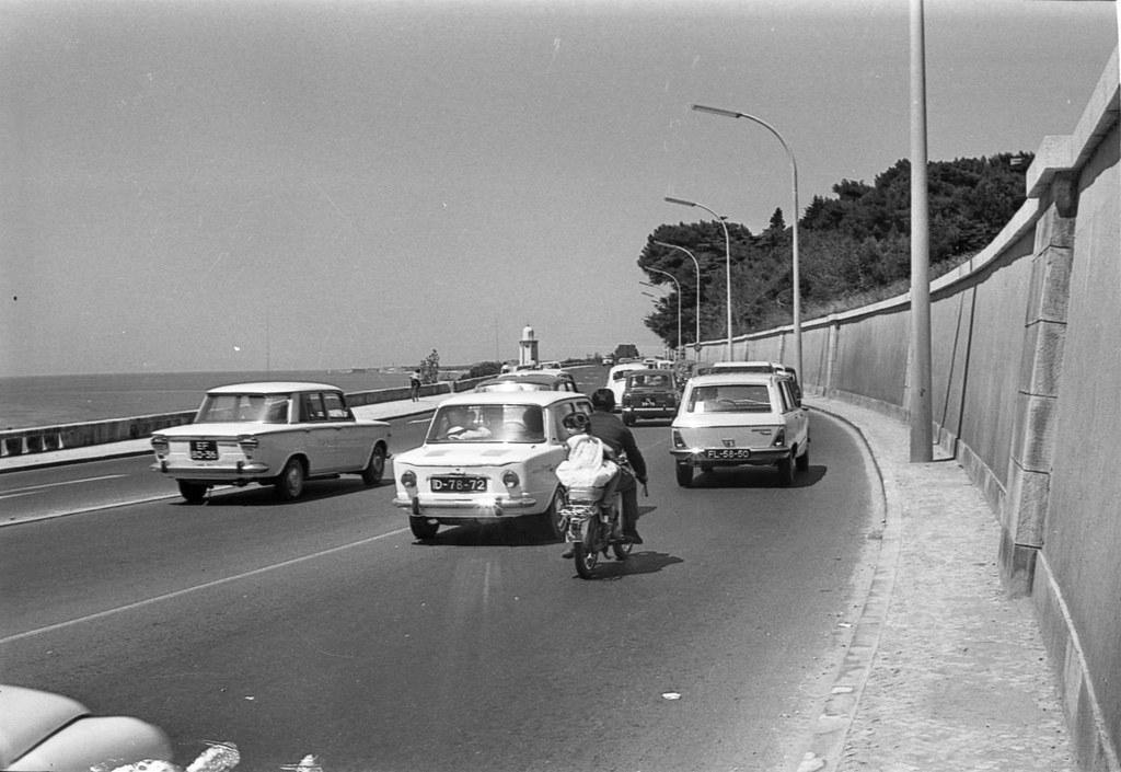 Estrada Marginal, Caxias (N.B.R. da Silveira, 1970)