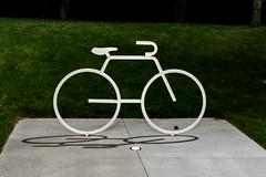 Bicycle (Sharky.pics) Tags: 2018 night unitedstatesofamerica urban wisconsin august city bicycle milwaukee nightscape usa nikond850 unitedstates us