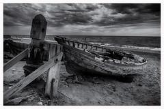 Salinas Cabo de Gata_5 (bit ramone) Tags: salinas boat barca cabodegata alme´ría andalucía españa spain mar sea mediterráneo bitramone pentax pentaxk3iii beach blancoynegro blacandwhite aoi elitegalleryaoi bestcapturesaoi