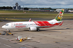 IMG_2737 1200 (Tristar images) Tags: vtghk b737800 air india express bhx