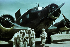 Ju 52 JEC 00839 (ww2color.com) Tags: junkers ju52 luftwaffe