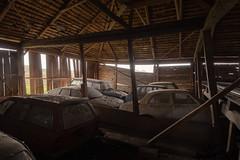 Dust & Silence II (mariburg) Tags: rotten marode forgotten ruin decay desolate derelict cars rustycars auto canoneos6d canonef1635mmf4lisusm