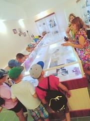 Экскурсия для детского школьного лагеря июнь