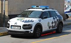 Policía Local Bueu (emergenciases) Tags: emergencias españa 112 galicia pontevedra bueu vehículo coche policía seguridad pl policíalocal vigilancia patrulla citroen