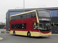 East Yorkshire 806 BF67GHJ Hull Interchange on 66 (1280x960) (dearingbuspix) Tags: eyms eastyorkshire goahead 806 bf67ghj